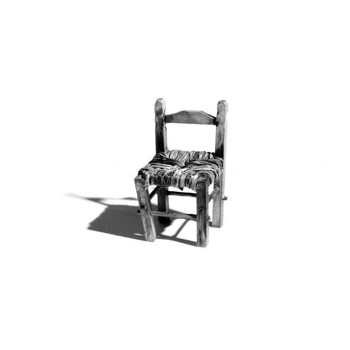 'a seggiulell / little chair